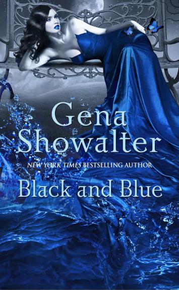 Джена Шоуолтер - Страница 11 Blackandblue632
